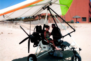 Glider in Cabo - Jeron and Melanie - To Eatch Their Own Image