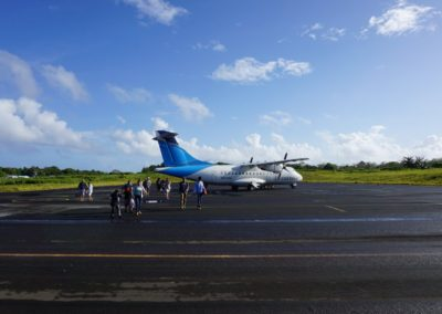 Getting to the Corn Islands and Cost